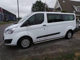 minivan - passenger coach car Ford Transit Custom 300 2.2 TDCI L2H1 9 Persoons/Combi Airco,Cruise control 2014