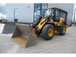 wheel loader JCB 437 HT T4 2016
