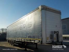 sliding curtain semi trailer Schmitz Cargobull Curtainsider Mega 2014