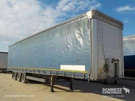sliding curtain semi trailer Schmitz Cargobull Curtainsider Mega 2013