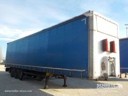 sliding curtain semi trailer Schmitz Cargobull Curtainsider Coil 2012