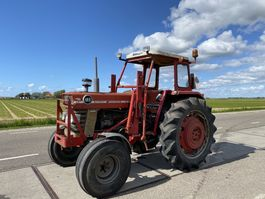 farm tractor Massey Ferguson 185