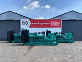 generator Cummins C1400D5 - 1.400 kVA Generator - DPX-18532-O 2020