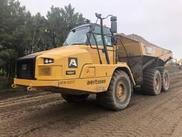 articulated dump truck Caterpillar 730 C2 ( 2pcs) 2017