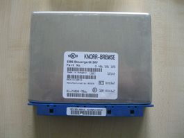 Electronics truck part MAN TGX EBS Sterownik 81.25808-7066 WABCO 486106120 2012