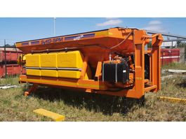 sand gritter - spreader Kobit SYKO 5PM 2012