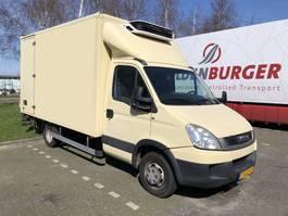 refrigerated closed box lcv Iveco Daily | Refrigerated Closed box - Van - 35C17 EURO V HD EEV 2010