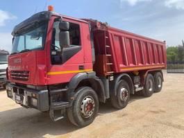 tipper truck > 7.5 t Iveco EuroTrakker 410E44H 8x4 2002