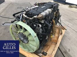Engine truck part MAN D3876LF01 / D 3876 LF 01 Euro 6 2016