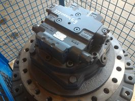 hydraulic system equipment part Hitachi HMGF170