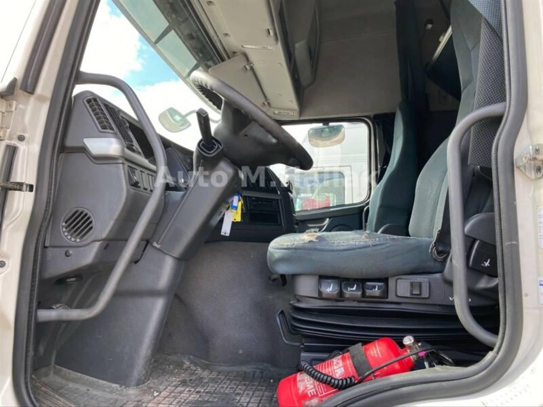 Standard SZM Volvo FM 450 Globetrotter XL Euro 5 Silo Kompressor