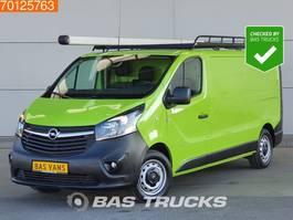 closed lcv Opel Vivaro 1.6 CDTI 116PK L2H1 Trekhaak Airco Imperiaal L2H1 6m3 A/C Towbar 2015