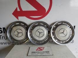 Wheel car part Mercedes Benz Occ Wieldeksel creme wit W123 14inch