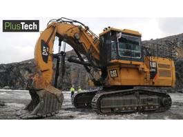 crawler excavator Caterpillar 6015 FS 2011