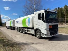 tank truck Volvo FH 540 8x4 2015
