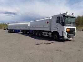 tank truck Volvo FH 540 Yhdistelmä 2014