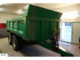 other agricultural machine OMV Dumps 14T 2010