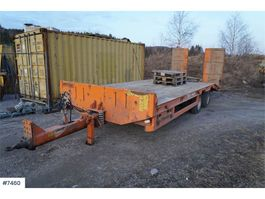 other agricultural machine Pronar RC 2100-2 machine trailer 2015