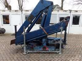 loader crane Hiab 110 1990