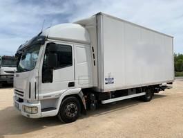 closed box truck > 7.5 t Iveco Eurocargo 80E22 2007