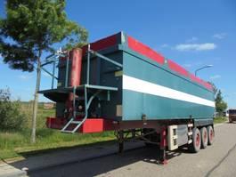 tipper semi trailer ATM 3-Axle Tipper / 40m3 / Discbrakes / Steel Chassis - Alu Box 2004