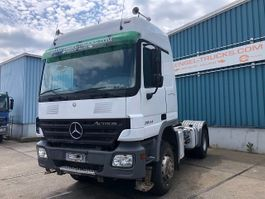 cab over engine Mercedes Benz ACTROS 2044AS 4x4 (EPS WITH CLUTCH / RETARDER / HYDRAULIC KIT / REDUTION... 2004
