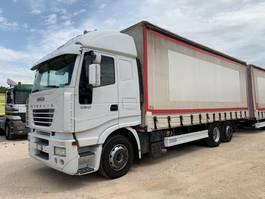 tilt truck Iveco Stralis 260S48 2003