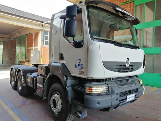 other-tractorheads Renault RENAULT KERAX 480 -6X4 EURO 5