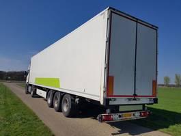 closed box semi trailer System Trailer PRSHPL-27-TERRA  / doorlader !!!!!!!!! 2010