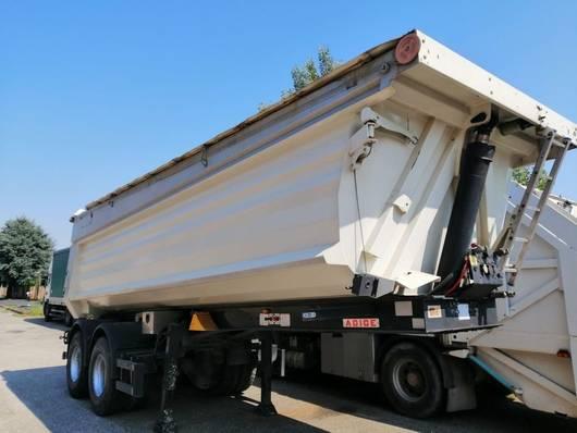 tipper semi trailer ADIGE ADIGE RIBALTABILE
