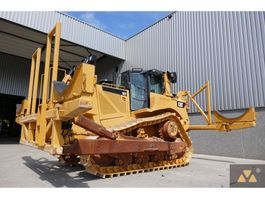 pipe layer Caterpillar D8T Pipe carrier 2011