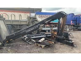 loader crane Hiab 122 B-2 HiDuo > Fire damage 2012