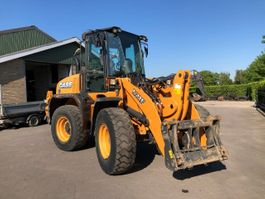 wheel loader Case 521F 2013