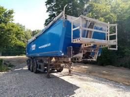 tipper semi trailer Schmitz Cargobull SKI24 - 8.2 2010