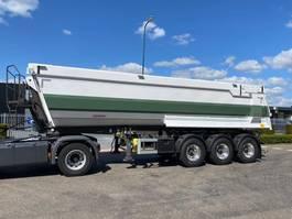 tipper semi trailer Kempf SKM 39/3 SR 2020