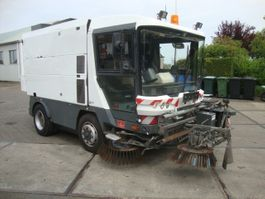 Road sweeper truck Ravo 560 WITH REGISTRATION 2007