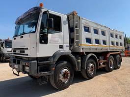tipper truck > 7.5 t Iveco EuroTrakker 410E42H 1999