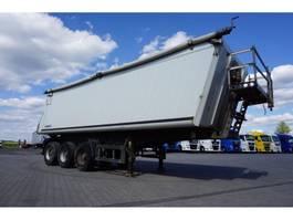 tipper semi trailer Schmitz Cargobull SKI 24 - 38 m3 2007