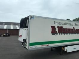 refrigerated semi trailer Krone SDR 27, Vector 1550, D'Hollandia LBW. Cool Liner EL4-DS 2014