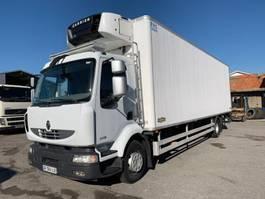 refrigerated truck Renault Midlum 2010