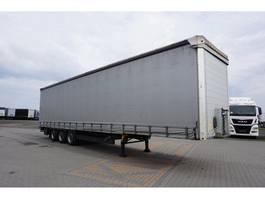 sliding curtain semi trailer Schmitz Cargobull SCB*S3T MEGA 2014