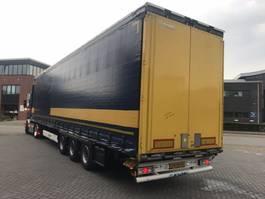 mega-volume semi trailer Krone N/A 2015