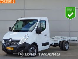 chassis lcv Renault Master 45 2.3 dCi 150PK Nieuw!! Airco Cruise 368wb Chassis Cabine Fahrge... 2019