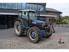farm tractor Ford 7740SL 4wd. 1993