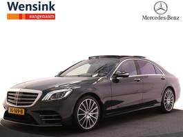 sedan car Mercedes Benz S-klasse 560 e Lang Premium Plus Head up   memory   Rij-assistentie   pa... 2019