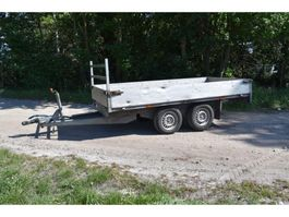 flatbed full trailer Eduard PL20