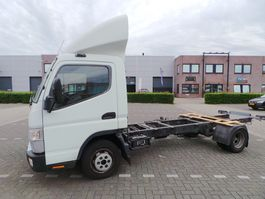chassis lcv Mitsubishi Canter 3S13 3.0 DI 340 AIRCO versnellingsbak maakt geluid 2013