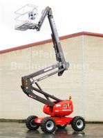 scissor lift wheeld Manitou MANITOU 160 ATJ 4x4 - 16.5m / seitlich 9.5m 2006