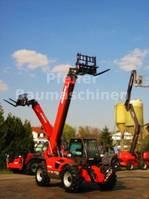 Radlader Manitou MT 1235 ST TURBO Serie 4-E3** 12m / 3.5t. ** 2011