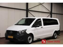 minivan - passenger coach car Mercedes Benz Vito Tourer Tourer kombi 9 PERSONEN BPM Vrij Extra Lang EX BTW 2016